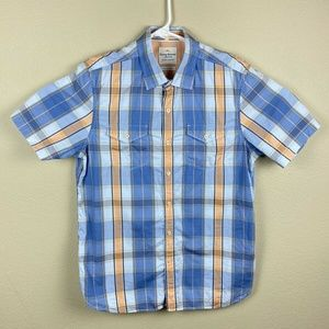 Tommy Bahama Jeans Men's Button Down Shirt Island
